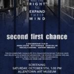 """Second First Chance"" Screens at Allentown Art Museum"
